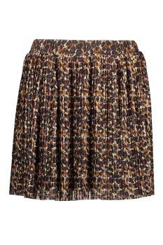 S.C.M - Plisse Skirt / Print