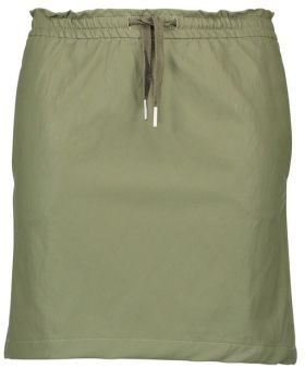 Street Called Madison - Imi Leather Skirt Teddy / Green