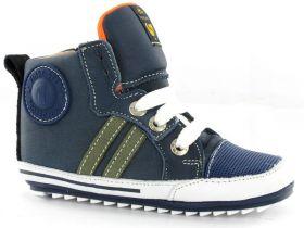 Shoesme - Sneaker Hoog / Blauw