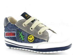 Shoesme - Sneaker Laag / Badge