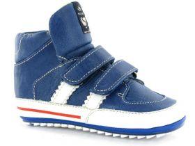 Shoesme - Sneaker Hoog / Cobalt