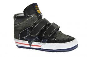 Shoesme - Sneaker Hoog / Zwart
