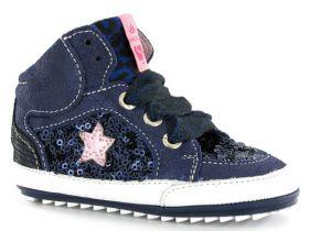 Shoesme - Sneaker Glitter / Blauw