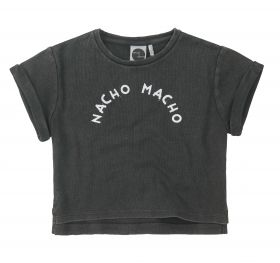 Sproet & Sprout - Shortsleeve Nacho / Washed Black
