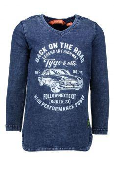 TYGO & Vito - Longsleeve Jeans / Indigo