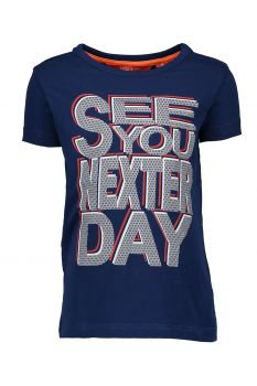 TYGO & Vito - T-Shirt Nexterday / Dark Blue