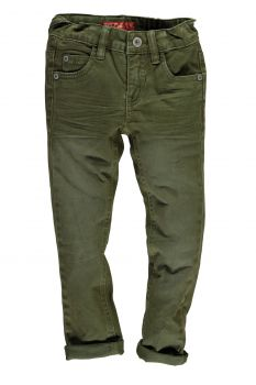 TYGO & Vito - Jeans Skinny Soft Stretch / Dark Army