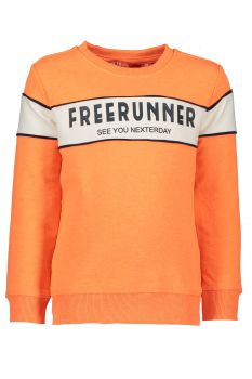 TYGO & Vito - Sweater Freerunner / Orange