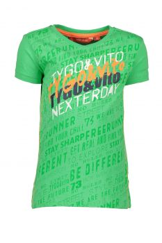 TYGO & Vito - Shortsleeve Nexterday /  Green