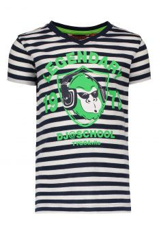 TYGO & Vito - T-Shirt Monkey / Navy