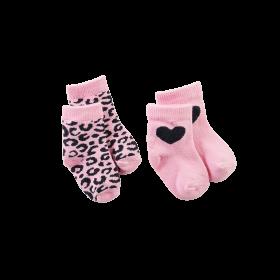 Z8 - Cloud Sokken / Pretty Pink